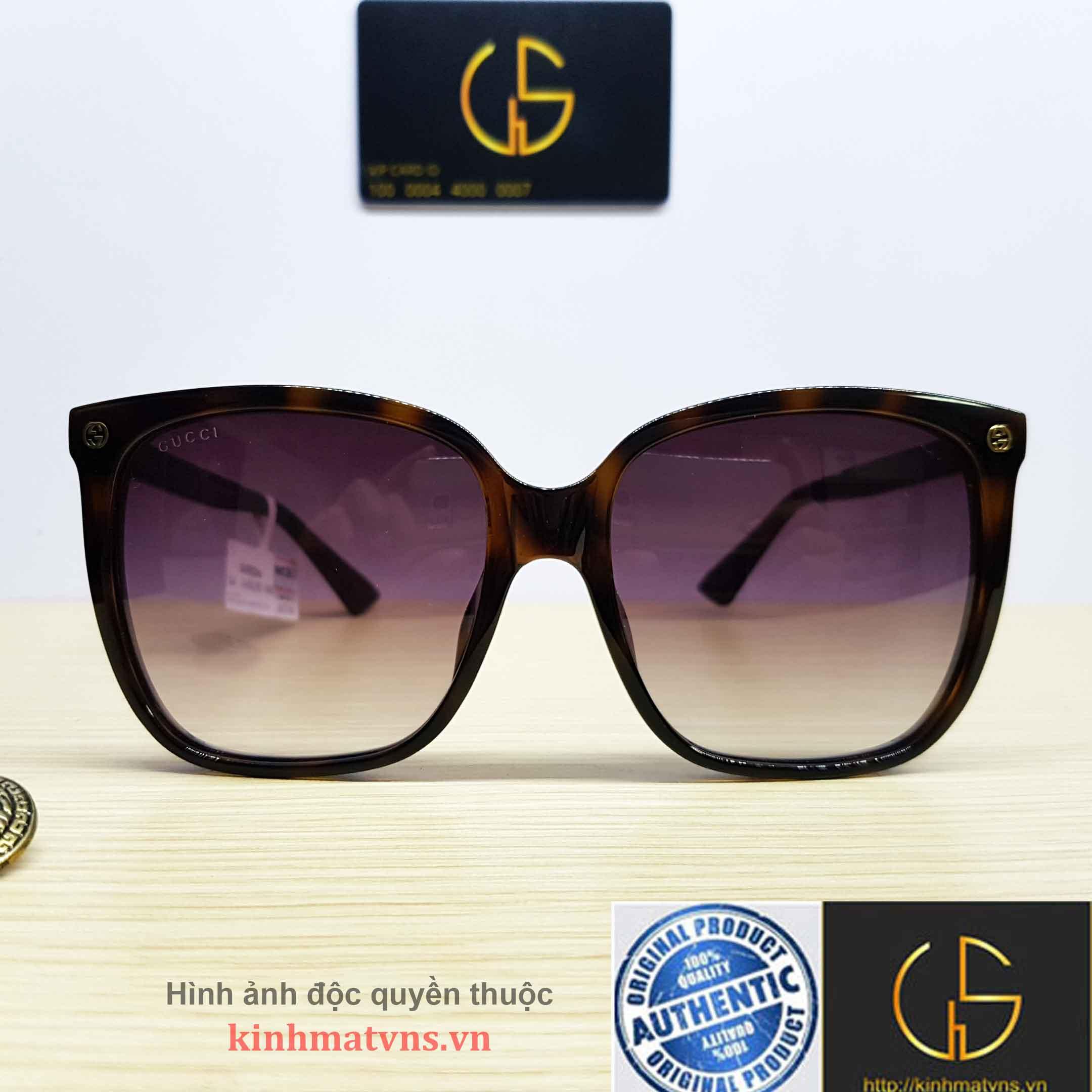 Gucci GG0022sa TORTOISE (3)